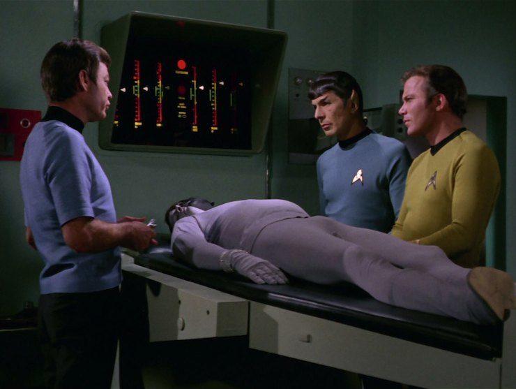 Star Trek, the original series, season 3, Let That Be Your Last Battlefield