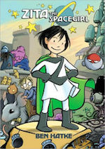 Zita the Spacegirl adaptation Ben Hatke Fox Animation