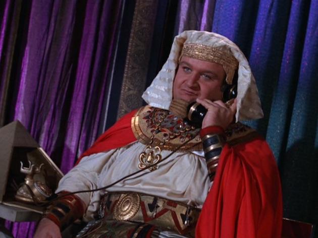"Holy Rewatch Batman! ""King Tut's Coup"" / ""Batman's Waterloo"" | Tor com"