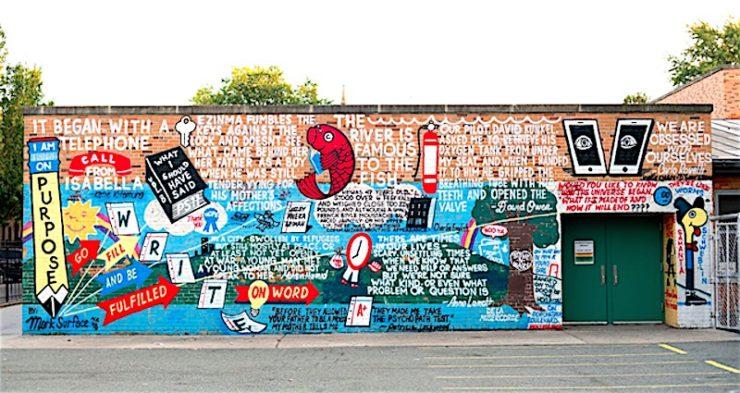 ESPO Mural for Riverhead