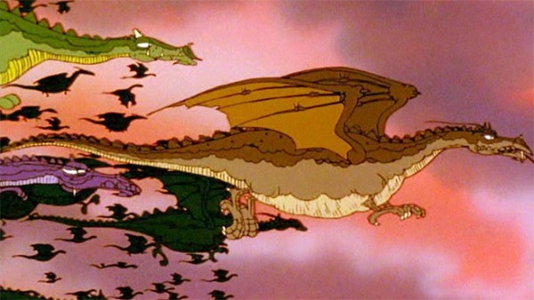 The Flight of Dragons: Revisiting a Forgotten Gem of '80s Fantasy