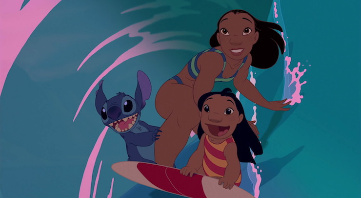 Aliens And Family Values Lilo And Stitch Tor Com