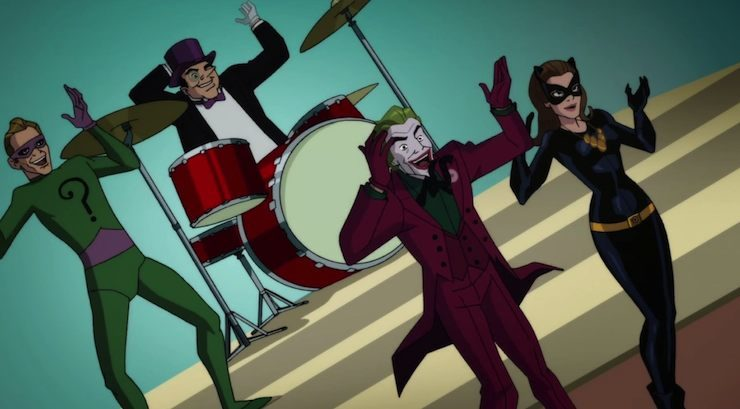 Batman: The Return of the Caped Crusaders