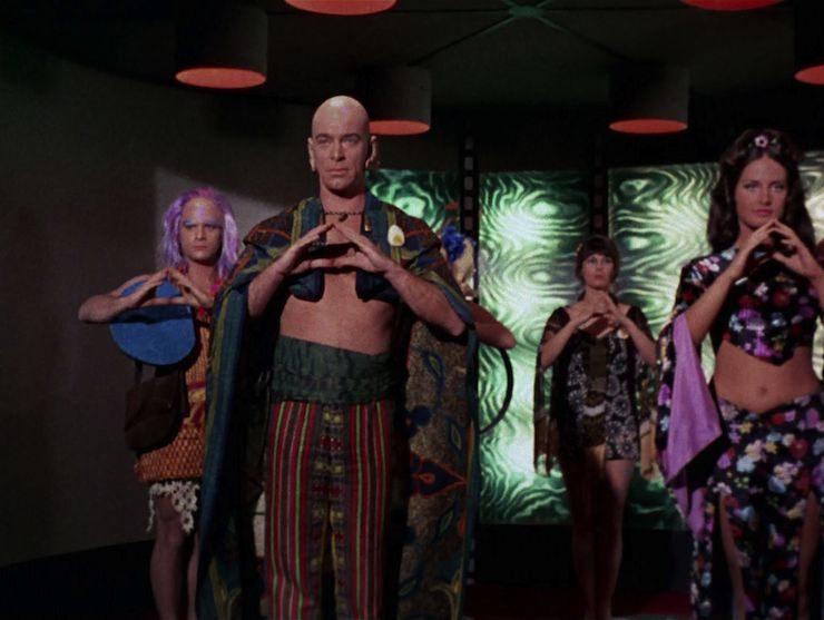 Star Trek, original series, season 3, The Way to Eden