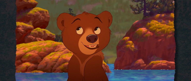 The End Of An Animated Era Disney S Brother Bear Tor Com