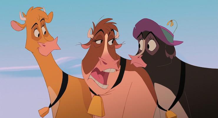 Udderly Awful Yodeling Disney S Home On The Range Tor Com