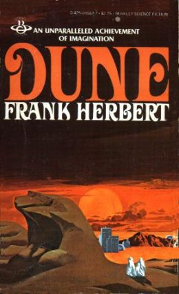 Image result for dune by frank herbert summary