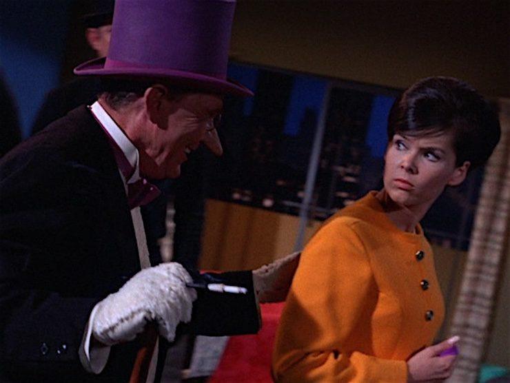 Batman 1966 Enter Batgirl, Exit Penguin