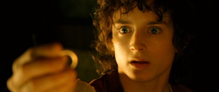 Frodo, the One Ring, Fellowship of the Ring
