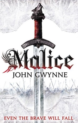 Malice by John Gwynne