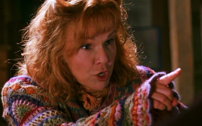 Women of Harry Potter: Molly Weasley, Rebel Par Excellence | Tor com