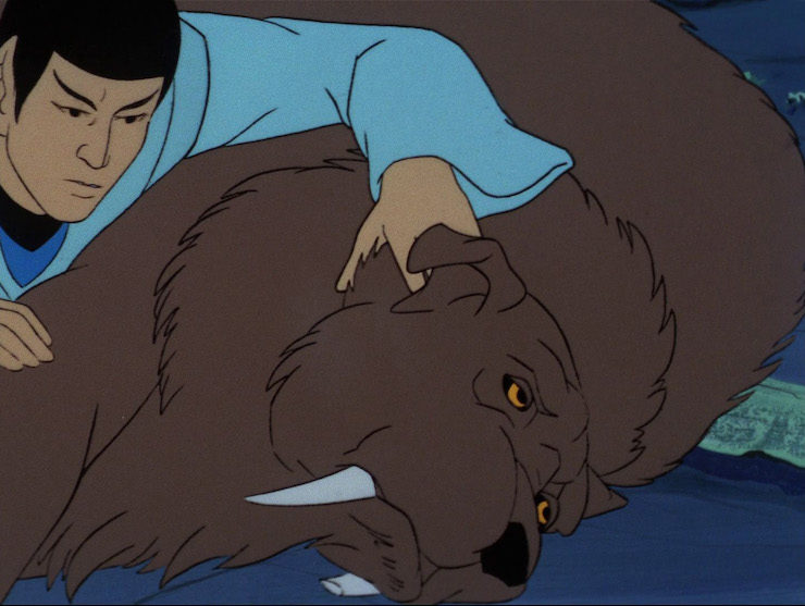 Star Trek The Animated Series Yesteryear
