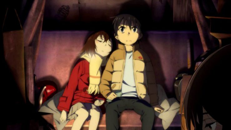 Anime Year In Review The Ten Best Shows Of 2016 Tor Com