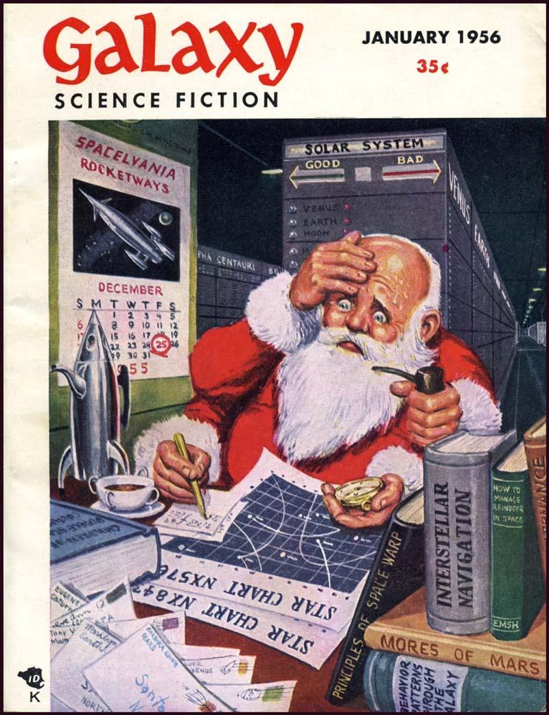 Santa\'s Adventures in Science Fiction | Tor.com