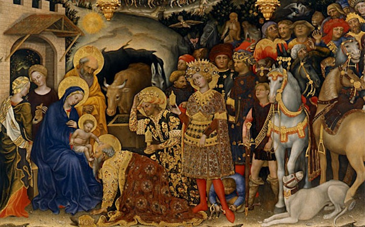 The Medieval Origins of Christmas Traditions