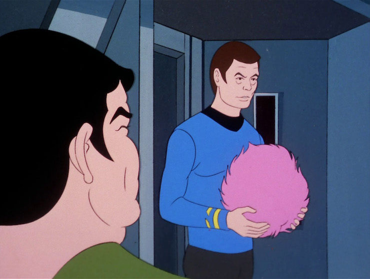 Star Trek More Tribbles More Troubles