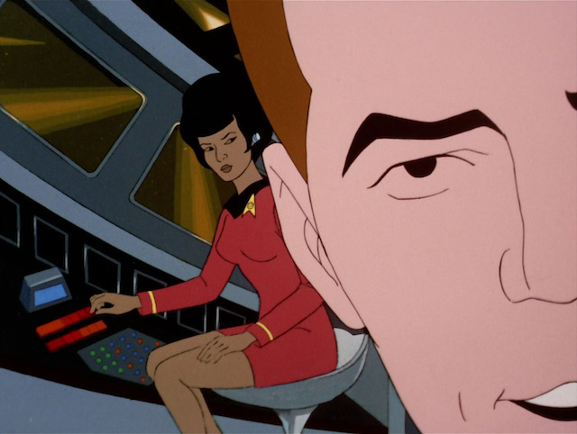 Star Trek Animated Series episode The Lorelei Signal