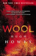 Wool Hugh Howey adaptation Nicole Perlman