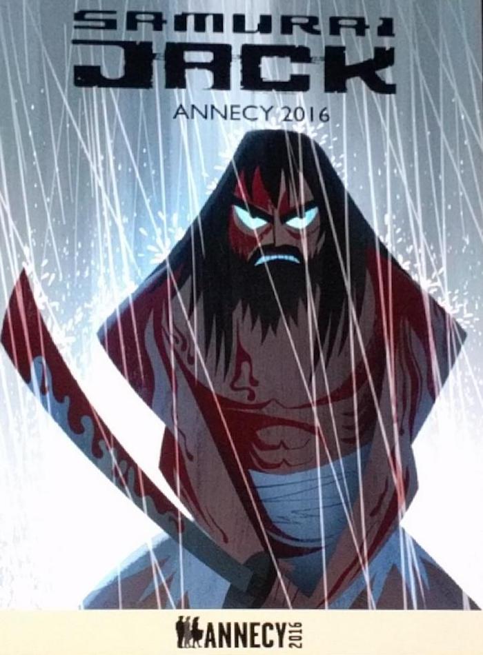 Samurai Jack Annecy