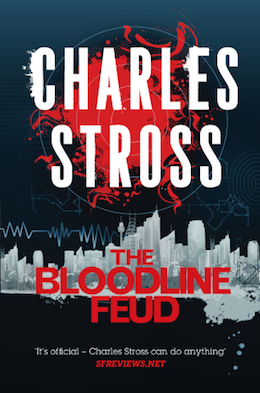 The Bloodline Feud Charles Stross omnibus Tor.com Free eBook Club February 2017