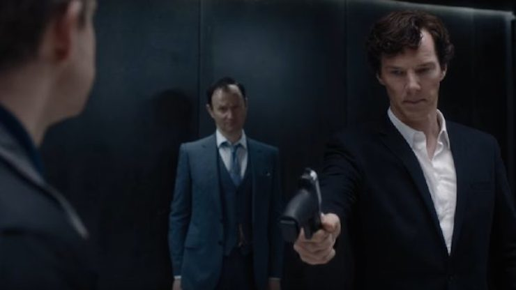 "Emotional Context  Sherlock: ""The Final Problem"" 