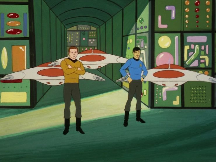 Star Trek: The Animated Series, Once Upon A Planet