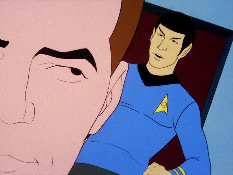 Star Trek episode The Survivor