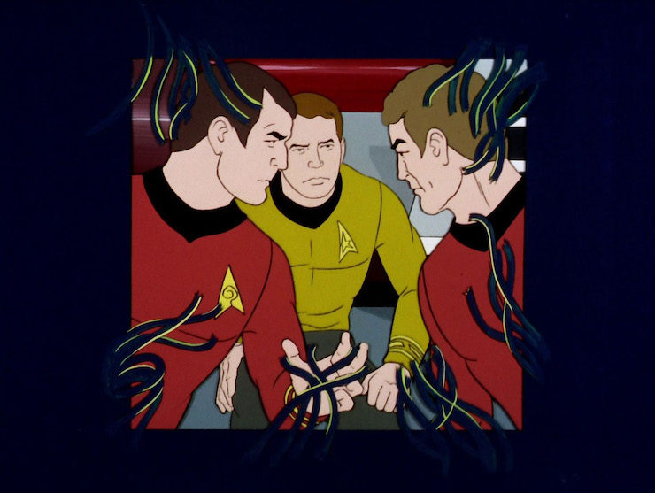 Star Trek episode The Survivor