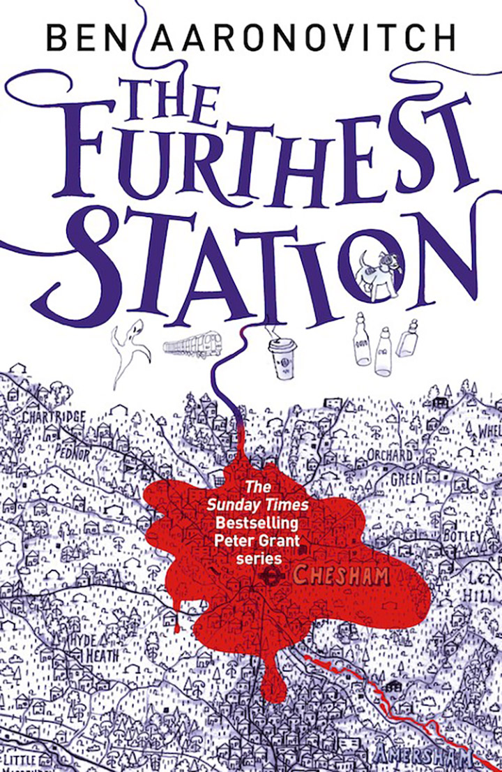 Image result for the furthest station cover