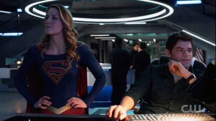 """Supergirl 2x11 """"The Martian Chronicles"""" television review"""