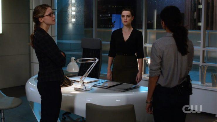 "She Said, She Said: Supergirl, ""Luthors"" | Tor com"