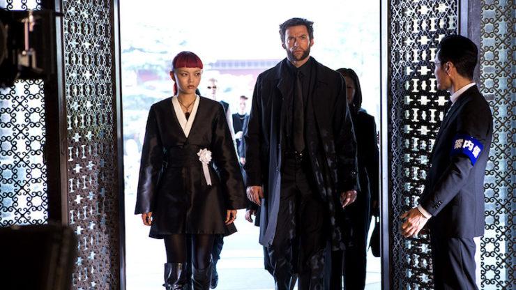 The Wolverine movie Yukio
