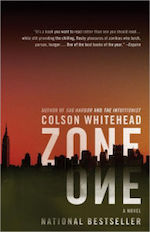 Zone One Colson Whitehead