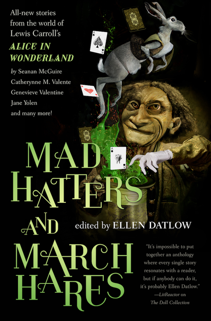 Mad Hatters and March Hares cover