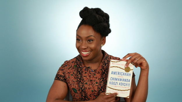 Chimamanda Ngozi Adichie Americanah One Book, One New York