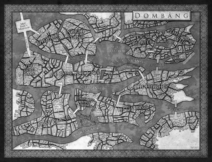 Dombang map Skullsworn Brian Staveley
