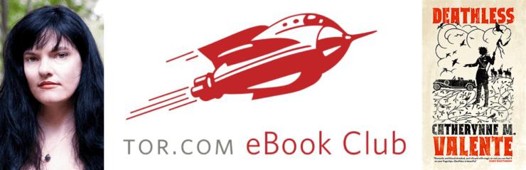 Tor.com Ebook Club Deathless