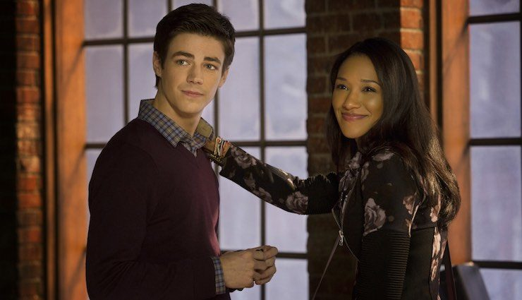 Iris West, The Flash