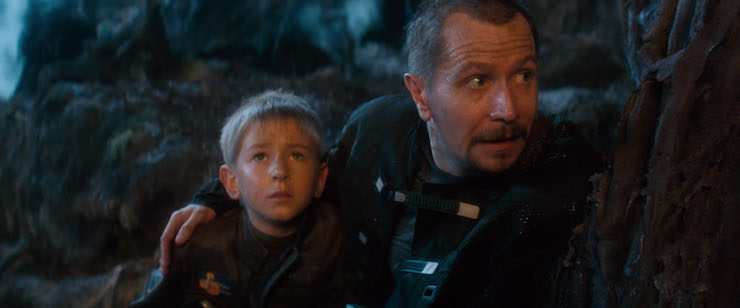 Lost in Space movie, 1998