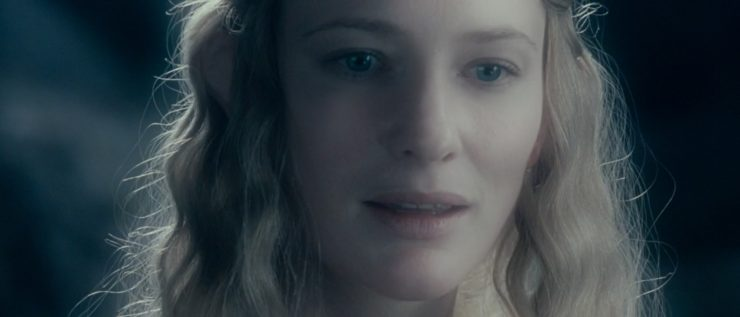 Lord of the rings galadriel rule 34
