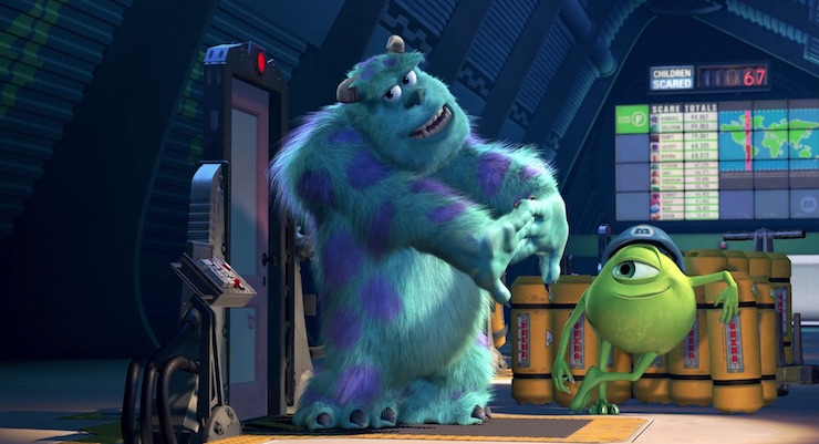 Fur, Comedy, and Lawsuits: Monsters, Inc  | Tor com