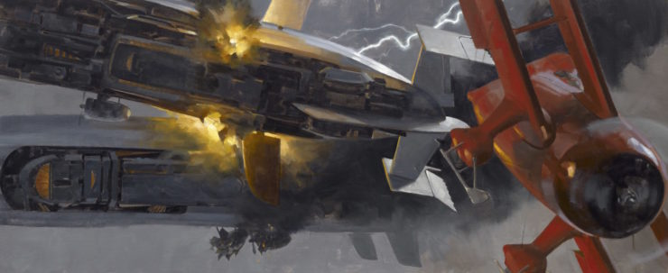 Above the Timberline cover reveal Greg Manchess
