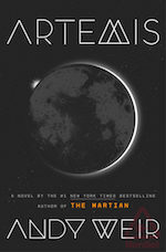 Artemis Andy Weir optioned film