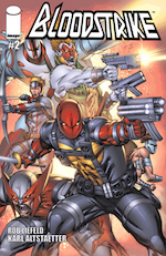 Extreme Universe Rob Liefeld Bloodstrike