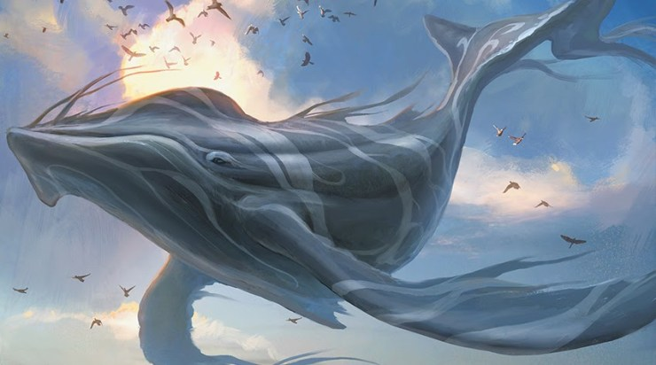Chesley Award nominees Skywhale