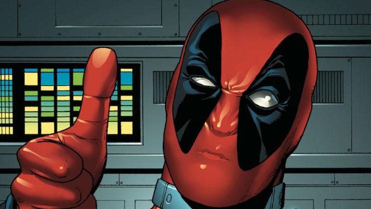 Deadpool animated series TV adaptation