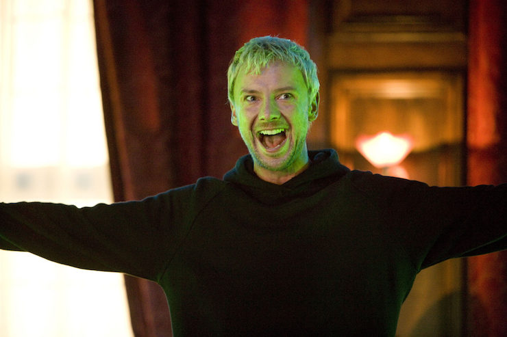 John Simm the Master, Doctor Who