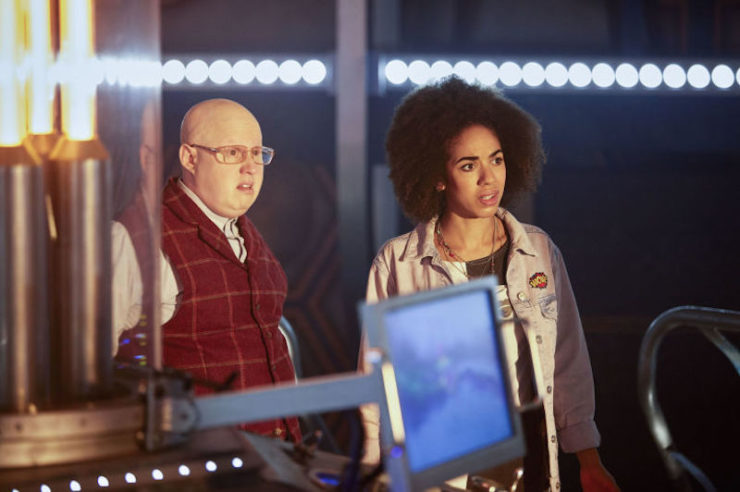 Doctor Who, season 10, The Pilot
