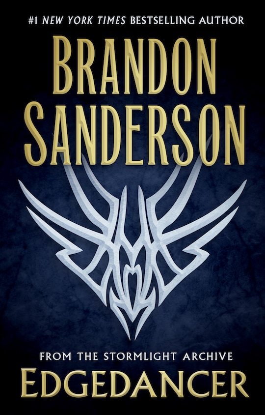 Edgedancer Brandon Sanderson