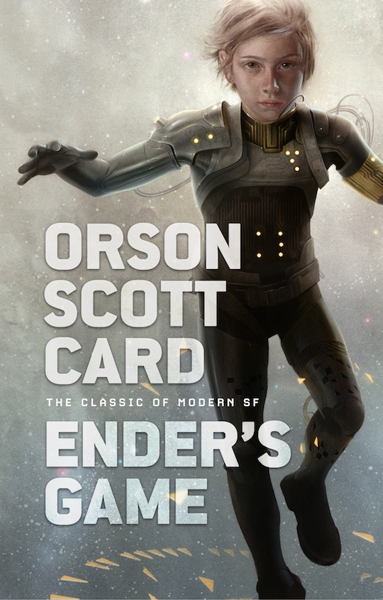 orson scott card s the ender s game Free essay: in orson scott card's novel ender's game, the reader is taken into a fascinating futuristic world in which the human race is in danger having.